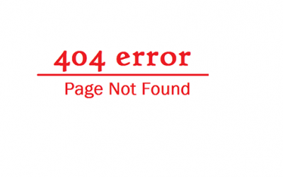 How to fix a 404 error in WordPress?