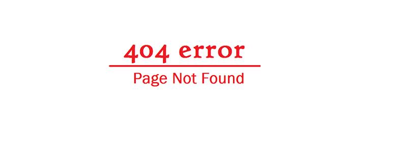 How to fix a 404 error in WordPress?