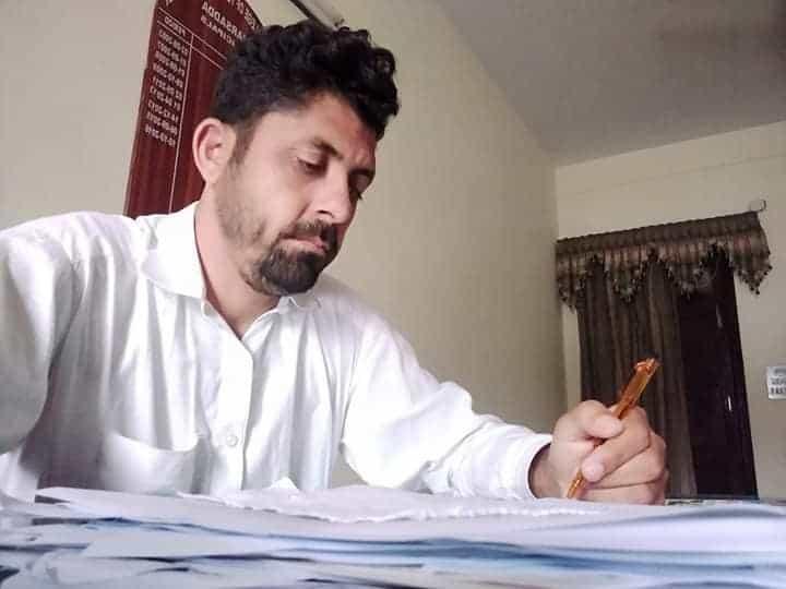 Engr. Arshad Ali