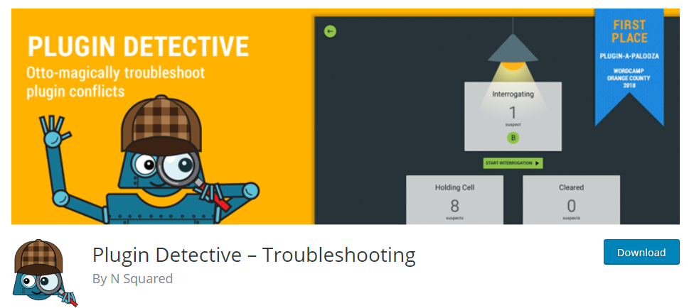 Plugin Detective to Fix WordPress Problems