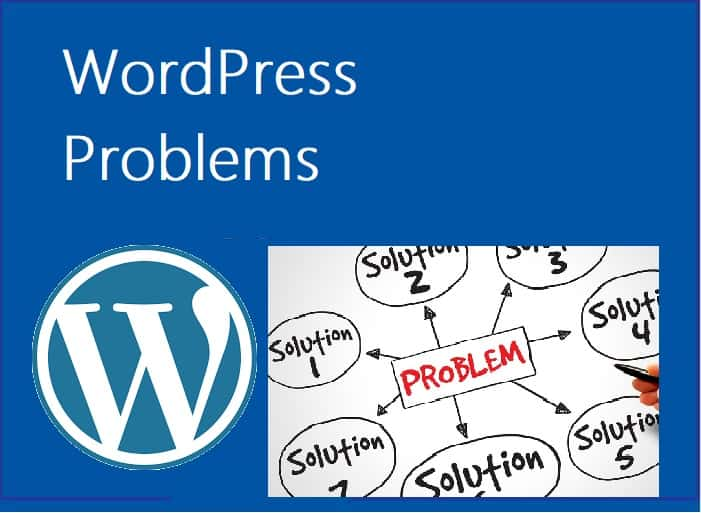 How to fix WordPress problems – troubleshoot and repair