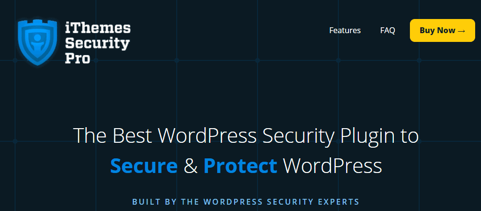 iTheme Security WordPress Plugin