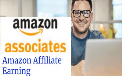 Amazon Affiliate Earning?